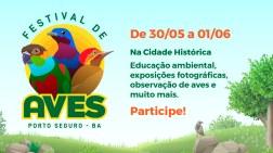 Festival de Aves - em Porto Seguro