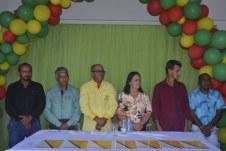 Klebinho, Gilminha, Silvio Ramalho, Dona Nena, Khalirane e Du da Colônia