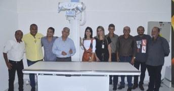 Novo Raio-X do Hospital Municipal de Caravelas