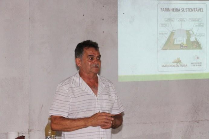 Encontro sobre o PAT Mandiocultura realizado em São José de Alcobaça (3)