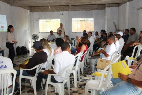 Encontro sobre o PAT Mandiocultura realizado em São José de Alcobaça (6)