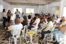 Encontro sobre o PAT Mandiocultura realizado em São José de Alcobaça (7)