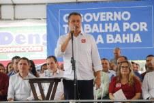 O governador Rui Costa. Foto: Arquivo/OSollo