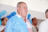 Temóteo Brito, prefeito de Teixeira de Freitas