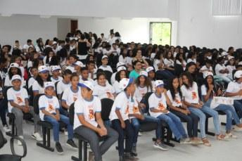 Centenas de alunos receberam ensinamentos através do programa