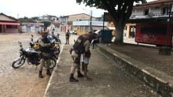 7ª CIPM e TOR/PRE realizam abordagens em rodovias. Foto: Divulgação/Polícia Militar