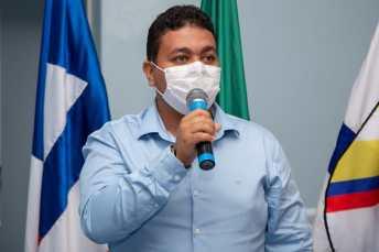 Sec. de Saúde Hebert Chagas. Foto: Arquivo