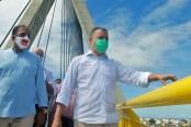 ponte estaiada ilheus pontal governo do estado Foto Mateus Pereira GOVBA17