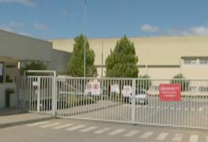 Funcionários de fábrica de calçados passam mal (Foto: Reprodução / Tv Bahia)
