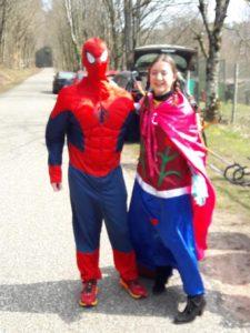 Spider Man Et La Reine De Neige : spider, reine, neige, Reine, Neiges, Osons, Différence