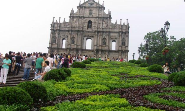 Un dia en Macao