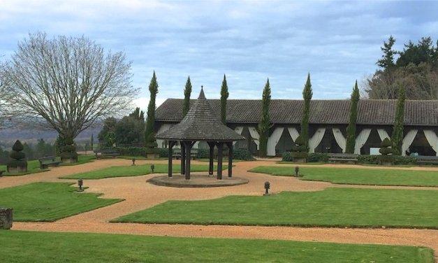 Viajar con niños pequeños al Périgord Noir. Sus jardines