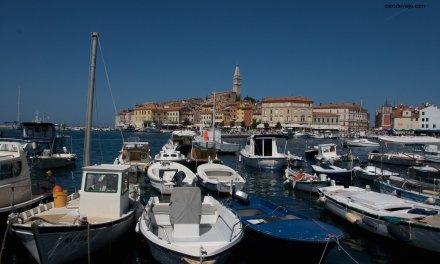 Viaje a los alpes julianos Eslovenos, Istria y Venecia