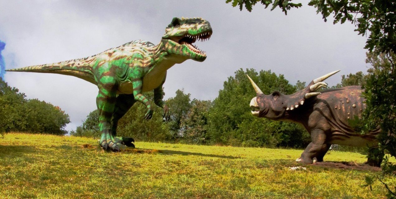 Viajar con niños pequeños al Périgord Noir y a Lot. Excursión al Préhisto Dino-Parc y a Rocamadour