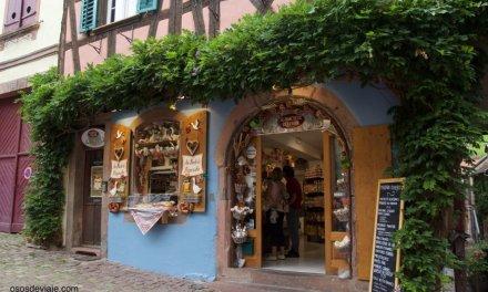 Viajar a Alsacia en verano con niños pequeños: Parte 1