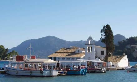 Escapada a Corfú (Grecia) con un bebé