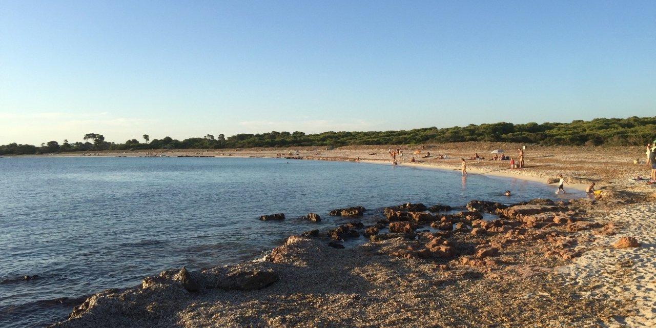 Excursión a es caragol i a ses salines d'es Trenc con niños (Mallorca)