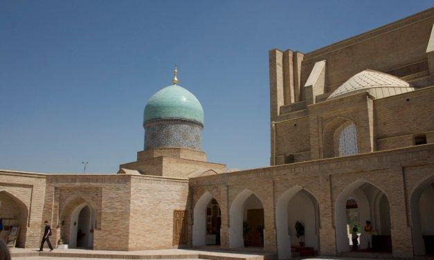 48 horas en Tashkent