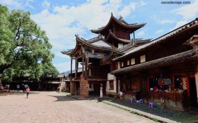Shaxi: un precioso pueblo de Yunnan (China)
