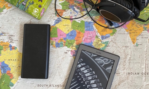 Gadgets y juegos imprescindibles en viajes largos en familia