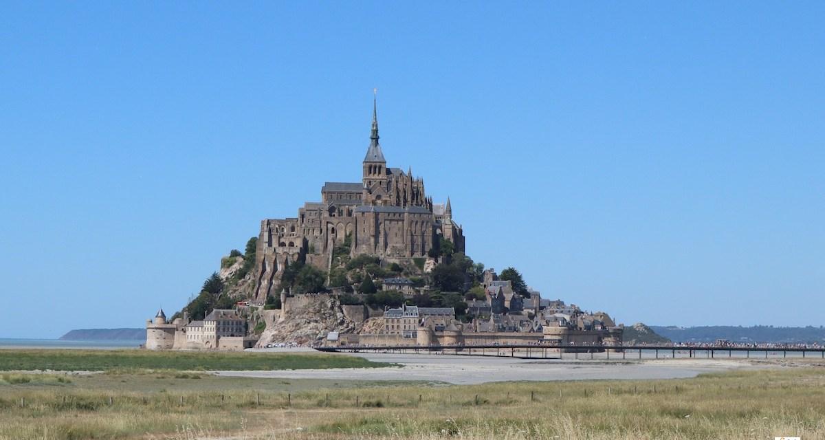 Visitar Mont-Saint-Michel con niños