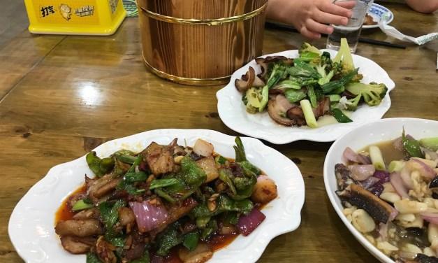 Las delicias de cocina China