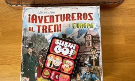 Algunos de los mejores juegos de mesa para conocer el mundo
