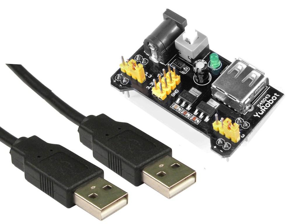 medium resolution of mb102 3 3v 5v power supply module