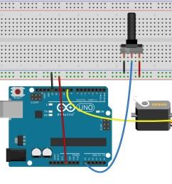 arduino servo knob [ 1755 x 1293 Pixel ]