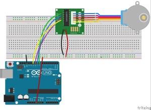 Stepper Motor Arduino Code  impremedia