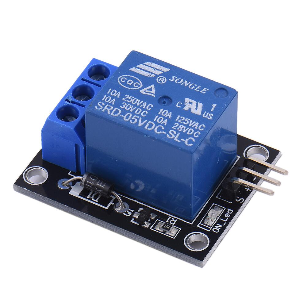hight resolution of about 1 channel relay module