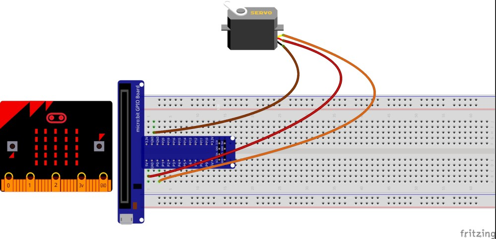 medium resolution of wiring diagram for the experiment
