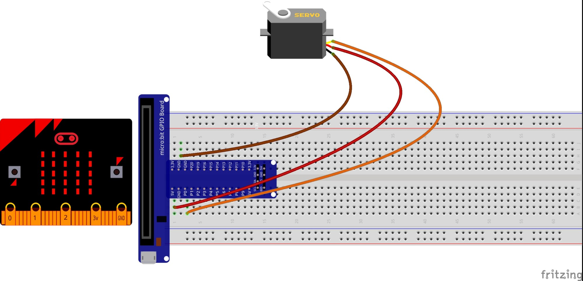 hight resolution of wiring diagram for the experiment