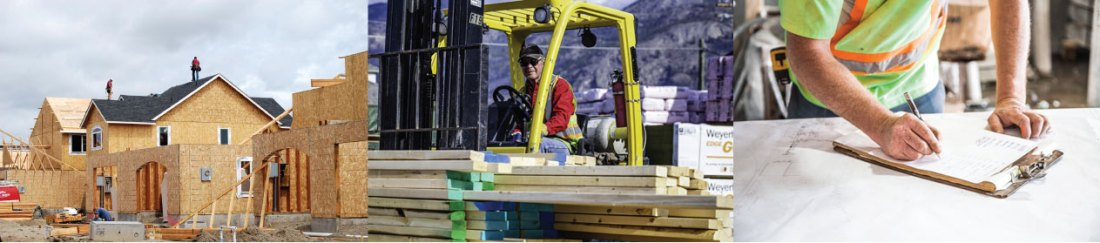 Construction and building supplies contact in Osoyoos.