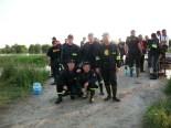 OSP Urszulin na akcji powodziowej w Szczekarkowie -2010