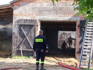 Pożar w Wereszczynie (2)