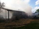 Pożar w Wereszczynie (4)