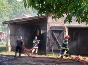 Pożar w Wereszczynie (8)