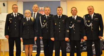 Wspólne zdjęcie uczestników Konkursu z woj. lubelskiego