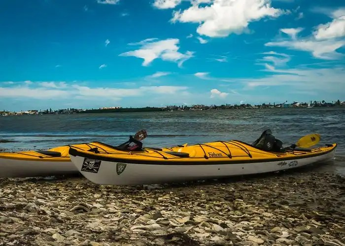 Paddling Trips Locations 2