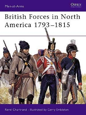 British Forces In North America