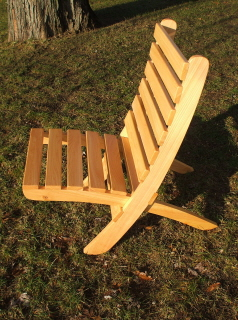 White Cedar Outdoor Furniture by Osprey Woodcraft