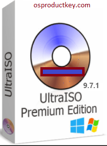 UltraISO Premium 9.7 Key With Crack Full Free Download 2019