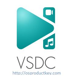 VSDC Video Editor Pro 6.3 Activation Key + Crack Free Full Version 2019
