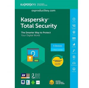 Kaspersky Total Security 2021 Crack With Activation Code Download