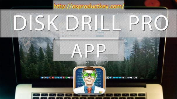 Disk Drill Pro 3.7 Key With Activation Code Full Version Download For [Mac+Win]
