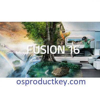 Blackmagic Fusion 16 Keygen + Crack Full [Mac + Win] 2019