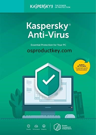 Kaspersky Antivirus Key Crack with Activation Code Full Free Download 2020