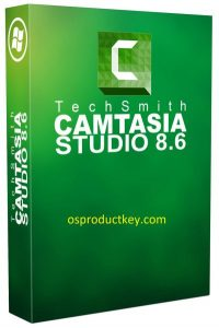 Camtasia Studio 2019.0.10 Crack + Activation Key 2020