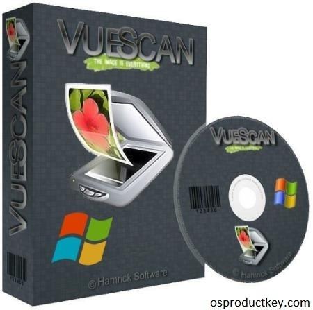 VueScan Pro 9.7.05 Crack + Keygen Latest Full Free Download 2020
